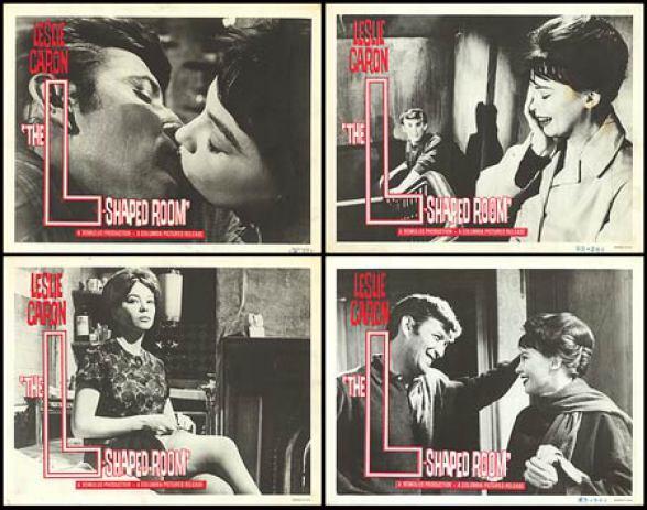 British 60s cinema - The L-Shaped Room - photo#18