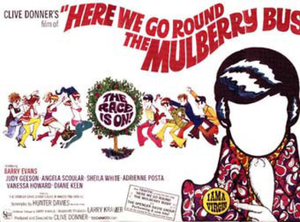 here we go round the mulberry bush (1968) full movie