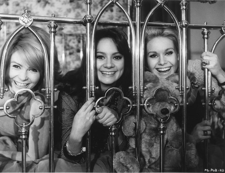 British 60s cinema - The Pleasure Girls (redone Feb 2017) 58f35ef1d