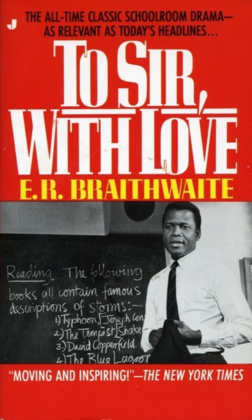 book review of to sir with love