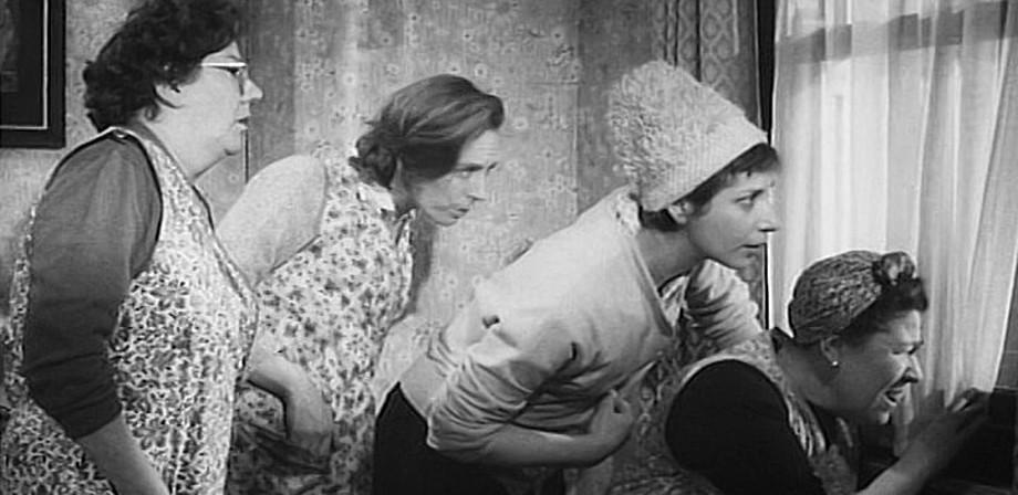 British 60s Cinema Ladies Who Do