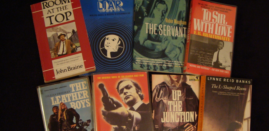 British 60s Cinema Book To Film Adaptations In The 1960s