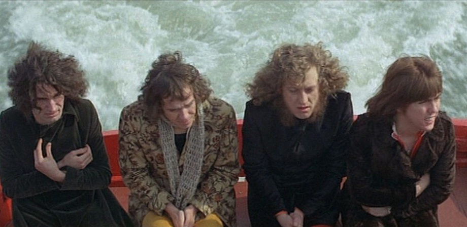 British 60s Cinema Slade In Flame