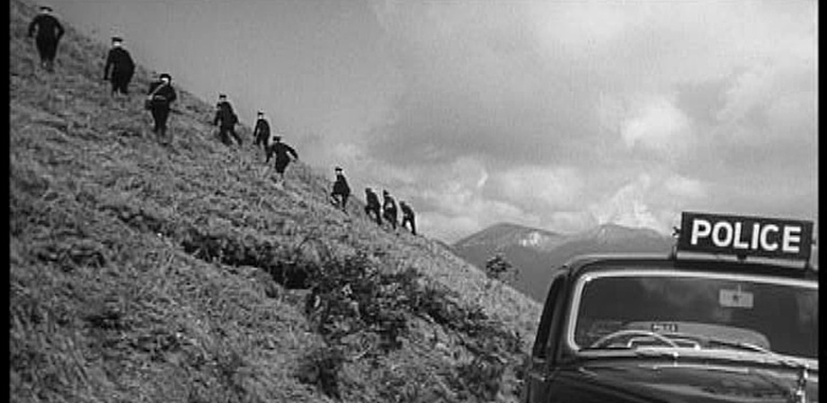 British 60s Cinema The Clouded Yellow