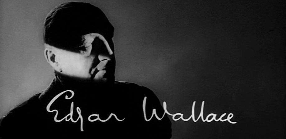British 60s Cinema Edgar Wallace Mysteries