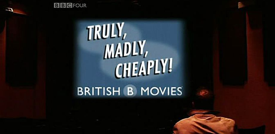 British 60s Cinema British B Movies